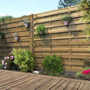 installer palissade de jardin