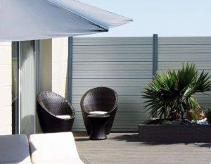 avantages et inconvénients clôture composite