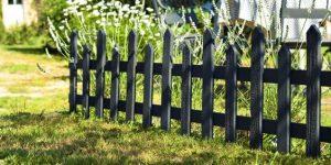barrière décorative